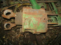John Deere G Tractor Engine Motor Block And Pistons And Rods F550r