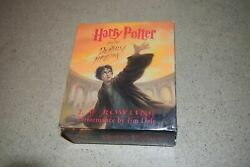 Ma Harry Potter And The Deadly Hallows Unabridged Audio Book Cd