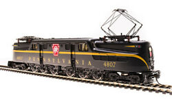 Broadway Limited Ho Scale Gg1 Electric Dcc/paragon3 Sound Pennsylvania/prr 4821