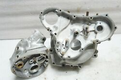 Norton Commando 750 1968 Engine Cases And Matching Trans Case /vb61/
