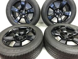 20 Chevy Silverado 1500 Pickup 2018 Oem Factory Wheels And Tires 5824