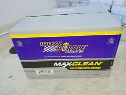 Case/12 Royal Purple Max-clean Fuel System/injection Cleaner/stabilizer 240 Gal