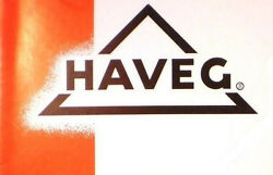Haveg Corp Catalog Asbestos Dust Plastic Resin Cement Duct Valves Packing 1950's