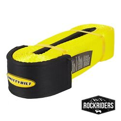 Smittybilt 2 Inch 20 Foot Tow Strap Cc220 Truck Wrangler Suv Off-road Overland