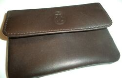 Buxton Leather CardcaseBrown Style 3345 $23.19
