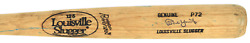 1983-85 Robin Yount Milwaukee Brewers Louisville Slugger Game Used Bat Mears A10