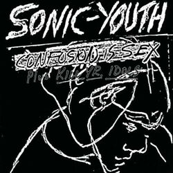 Sonic Youth - Confusion Is Sex [new Vinyl Lp]