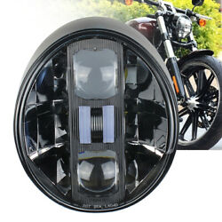 Led Headlight White Drl Softail Breakout Headlight For 2018-up Breakoutandrsquos