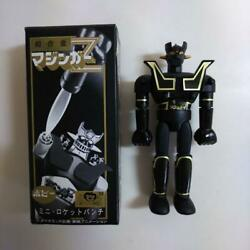Mazinger Z Reprint Chogokin Mazinger Z Black Version Japan Anime Not For Sale