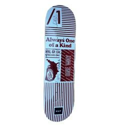 Complex X Huf X Dr Pepper One Of A Kind Collaboration Series Skateboard Deck