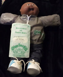 Vintage Cabbage Patch Doll/ Birth And Adoption Papers/ Lou Julian -1978-1982