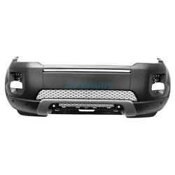 New Front Bumper Cover Fits 2014-2015 Land Rover Range Rover Evoque Ro1000151