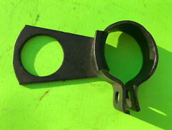 1940 Chevrolet Tail Pipe Bracket W/ Clamp Exhaust Hanger 3652715 Nos