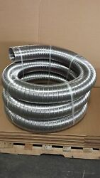 Chimney Liner - 6 Inch X15 Ft This Is Liner Only