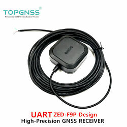 Uart Designed With The Zed-f9p F9 Module Rtk High-precision Gnss Receiver Can