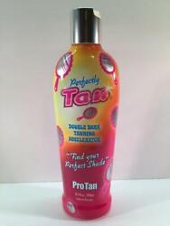 Pro Tan Perfectly Tan Double Dark Accelerator Tan Indoor Tanning Bed Lotion