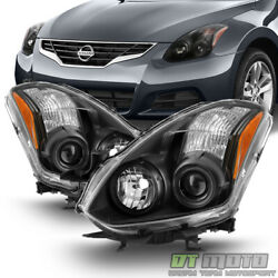 Black Headlamps For