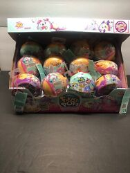 18 Small Pikmi Pops Surprise Dough Mis Squish 'n Rise Sweet Scented Donut Plush