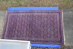 Antique Sultanabad Mahal Rug Estate Carpet 9and0398x16and0397 436
