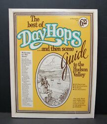 Vintage 1987 Day Hops Guide Hudson Valley Ny Meiselbach Maps Photos Ads