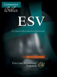 Esv Clarion Reference Edition Brown Calfskin Leather Es485x By Baker Publis...