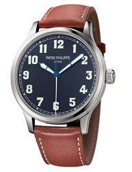 Patek Philippe NEW Pilots Calatrava Limited Edition Watch BoxPapers 5522A-001