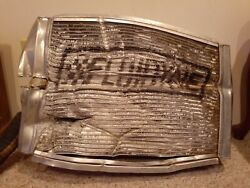One Of A Kind Jeff Gordons Nascar Race Used Crashed Radiator Man Cave Must Have