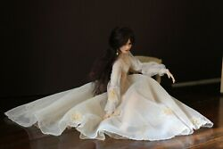 Author's, Collectible, Porcelain Doll By Ketrin Guv