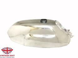 MOTO GUZZI Le Mans LEMANS MK 2 CHROMED STEEL FUEL TANK PETROL CAP Fit For