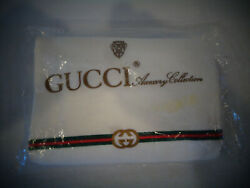 VINTAGE GUCCI DESIGNER ACCESSORY COLLECTION DUST COVER STORAGE BAG ITALY