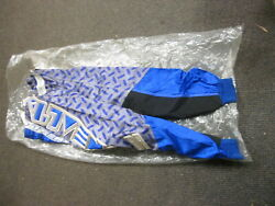 Nos Oneal Oand039neal Racing Competition Bmx Mx Sport Size 32 Pants 91311