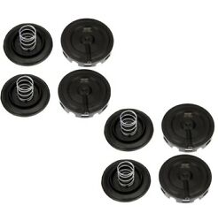Dorman Set Of 4 Pcv Diaphragm Repair Kit 917-064 For Audi Volkswagen
