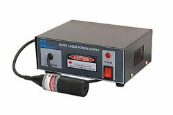 Diode Laser 5 Mw With Power Supply Green Color Physics Experiment Educational