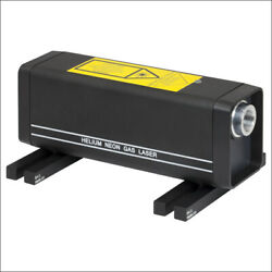 He Ne Laser 2 Mw Red With Power Supply Robust Mechanical Design Physics Exp