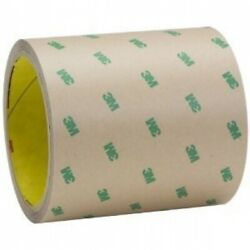 3m 9502 48 In X 60 Yd Adhesive Transfer Tape 48 In Clear