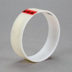 3m 853 Polyester Film Tape 853 Transparent, 1 In X 72 Yd 2.2 Mil