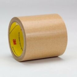 3m 9472 Adhesive Transfer Tape 9472 Clear, 1 In X 60 Yd 5 Mil