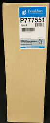 New Genuine Donaldson Round Commercial Equipment Safety Air Filter P777551