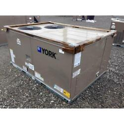 York Zyg07e2c1aa1a111a2 6 Ton 2 Stage Rooftop Gas/electric Ac Unit 11 Eer
