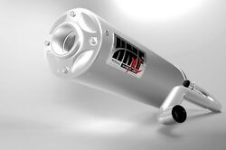 Hmf Titan Xl Loud Series Full Exhaust Pipe Yamaha Grizzly 660 2002 - 2008