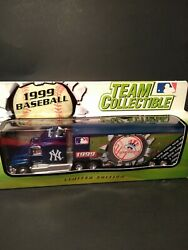 White Rose Ny Yankees Tractor Trailer 1999 Team Collectables Iob