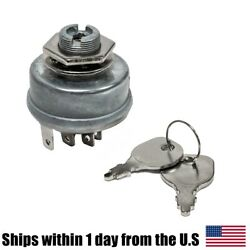 Ignition Switch For Cub Cadet 140-641-100 142-663-100 142-683-100 140-671-100