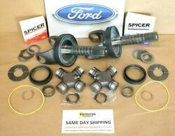 Ford F250 F350 Front Axle Shaft Seal And Bearing Kit Common Wear Items 1998-2004