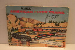 1957 Catalogue Gilbert American Flyer Trains 47 Page