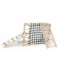 Wooden Climb System Andndash Basic For Sensory Integration Therapy