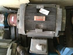 Ge 60hp Motor 5k404jl3054apf2 3 Phase 1190 Rpm Frame K With Vickers Pump