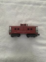 Gilbert American Flyer, 938 American Flyer Lines Caboose, Used