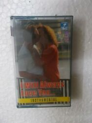 I Will Always Love You Instrumental Rare Orig Cassette Tape India 2003