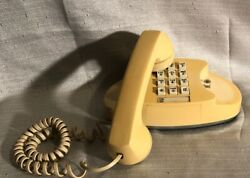 Western Electric Princess Telephone Touch Tone - Untested Cs2702bmg