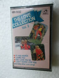Love Collection Vol 2 If I Had Words Loving You Many More Cassette India 1992